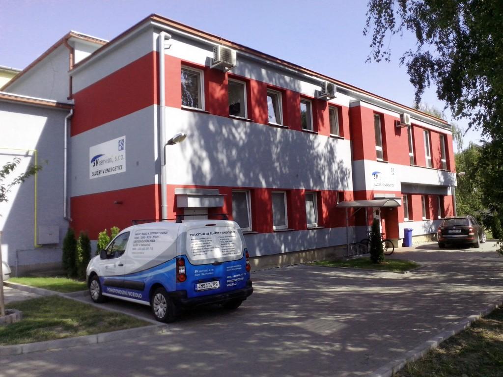 Firma SV Servisní, s.r.o.